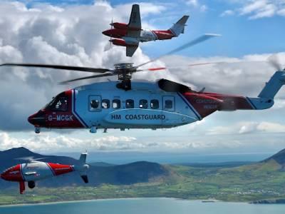 First drone joins HM Coastguard fleet
