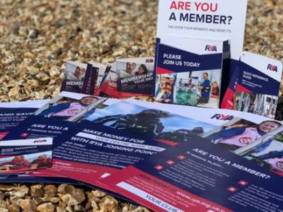 Earn a little extra in February with RYA Joining Point
