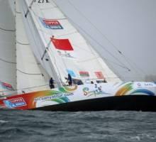 Sanya Serenity Coast takes the victory