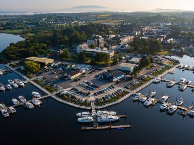 Improved marina access on the River Shannon