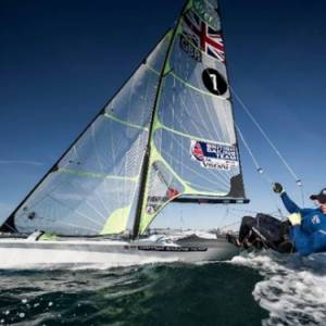 Don't miss the BBC's British Sailing Team documentary this weekend