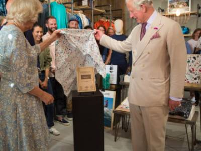 Finisterre celebrate 15 Years with a Royal visit and Ocean Plastic Solutions Day