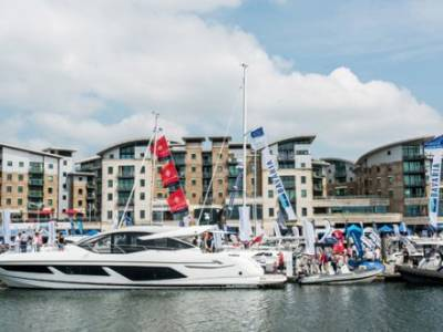 Sunseeker announced as returning headline sponsor for the Poole Harbour Boat Show