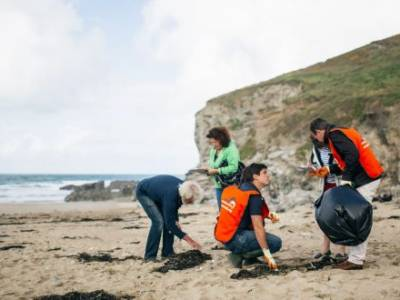 Help the Great British Beach Clean make an even bigger difference to the UK's beach litter problem