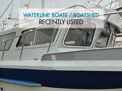 Recently Listed - Harbercraft Kingfisher 2825 Pilothouse