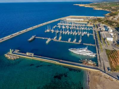 Karpaz Gate Marina offers berthing packages in North Cyprus