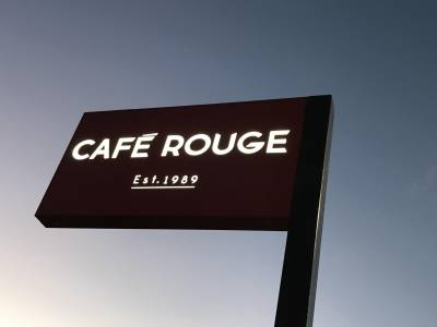 Cafe Rouge and Boatshed Brighton Team Up!