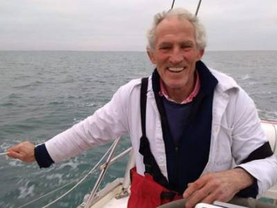 ALL SHIPS ALERT for British solo yachtsman Robin Davie
