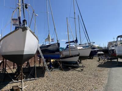 Boatshedwales | Looking ahead to open water