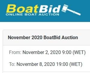 Some great boats up for auction!