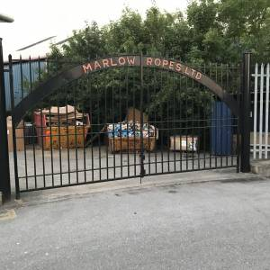 Marlow Rope Factory Visit