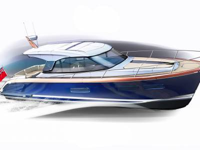Rustler Yachts introduces first motorboat