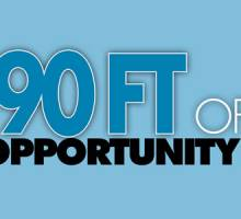 90 Feet of Opportunity!