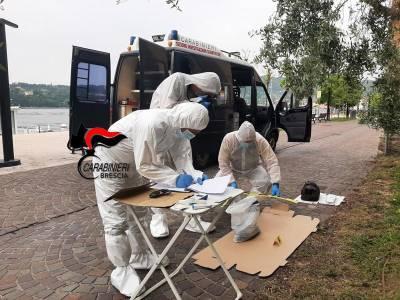 Couple killed in horror boat crash on Lake Garda
