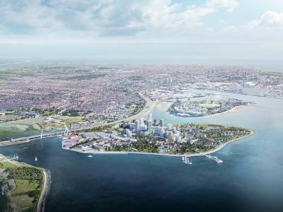 Final days for feedback on Portsmouth's Lennox Point marine hub