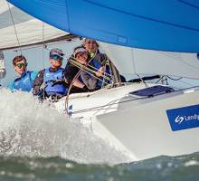Cowes Week Ltd continues support of Youth Sailing
