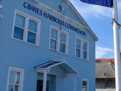 Cowes seeks new volunteer Harbour Commissioners