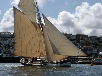 Tall Ships Falmouth 2021