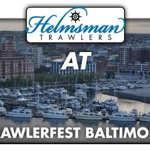 Helmsman Trawlers At TrawlerFest Baltimore -