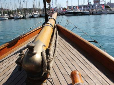 Sailing through three centuries – and now for sale!