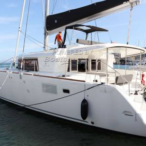 Recently Sold - Lagoon 450