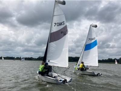 Double Win for the Royal Hospital School Sailing Team