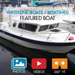 Waterline Boats / Boatshed Seattle Featured Boat - Sea Sport 2400 Explorer