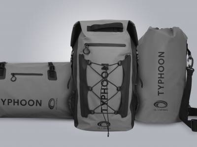 Typhoon International launches Osea Dry Backpack