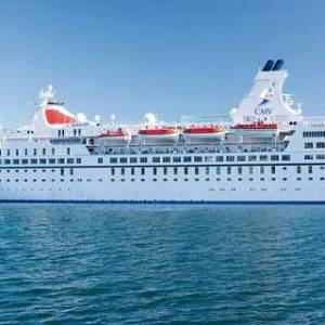 Cowes hope for business boost as cruise ship comes to town