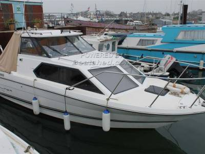 Recently Sold - Bayliner 2452 Ciera Classic