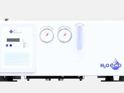 Fischer Panda UK launches H20 ECO Energy Recovery watermaker