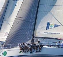 Itchenor Sailing Club takes the East Coast of America by storm