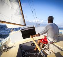 Vanishing Sail, award winning Caribbean feature Doc in Saint Leonards-on-Sea!