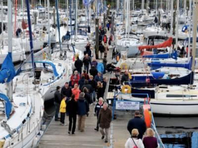 CA at Scotland's Boat Show