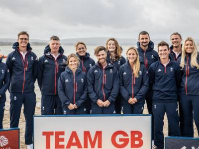 Team GB reveals first athletes for Tokyo 2020