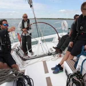 Raymarine Encourages Competitive Racers to put Safety First