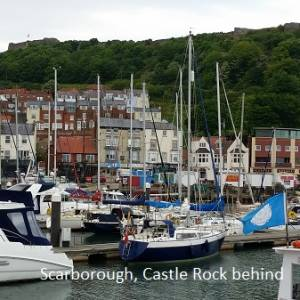 Circumnavigating the UK in a Leisure 27, Part 5 - Wells to Scarborough