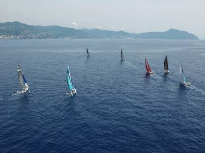 The Ocean Race has first Italian-backed entry in over 20 years