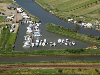 St Olaves Marina and Boatshed Norfolk