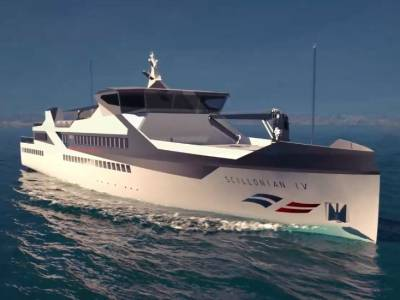 BMT reveals designs for new passenger and cargo vessels
