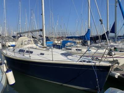 Recently Sold - Westerly Ocean 33