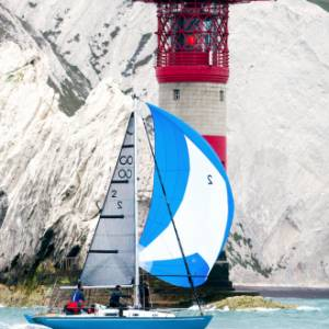 High Potential wins 2018 Round the Island Race Gold Roman Bowl