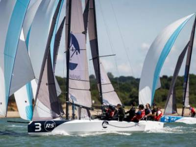 MDL partners with British Keelboat League and RS Sailing