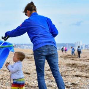 Record numbers clean up in 25th Great British Beach Clean