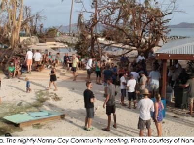 Sail Aid UK announces Hurricane Irma Relief Fundraising Dinner