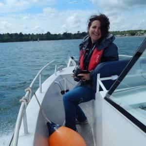 Magali Wharmby - Boatshed St Malo