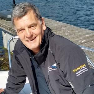 Trevor Bethell - Boatshed North Wales
