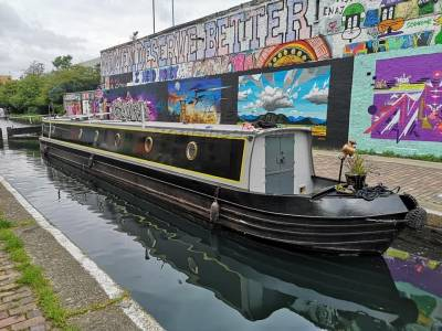 Recently Sold - Narrowboat 60ft