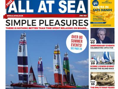 All At Sea – June 2021