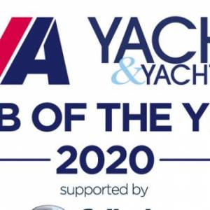 RYA and Yachts & Yachting Club of the Year Award 2020
